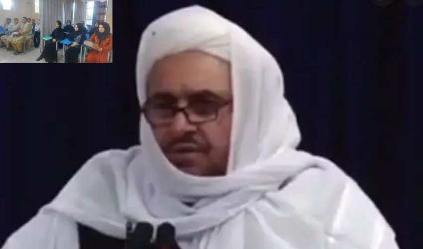 Afghanistan Minister : అఫ్ఘానిస్తాన్ విద్యాశాఖ మంత్రి సంచలన వ్యాఖ్యలు