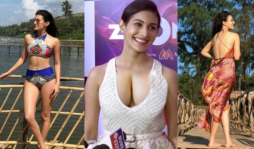 Amyra Dastur: అందాలతో చితక్కొట్టేస్తున్న అమైరా దస్తూర్