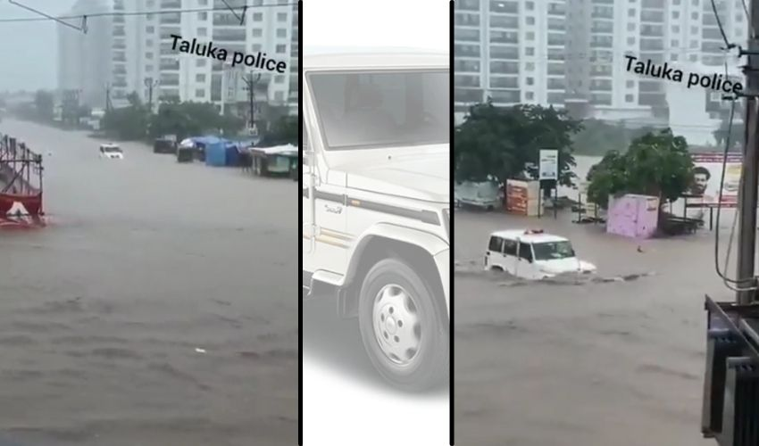 Rajkot Police : కానిస్టేబుల్ను మెచ్చుకున్న ఆనంద్ మహీంద్రా..ఎందుకో తెలుసా