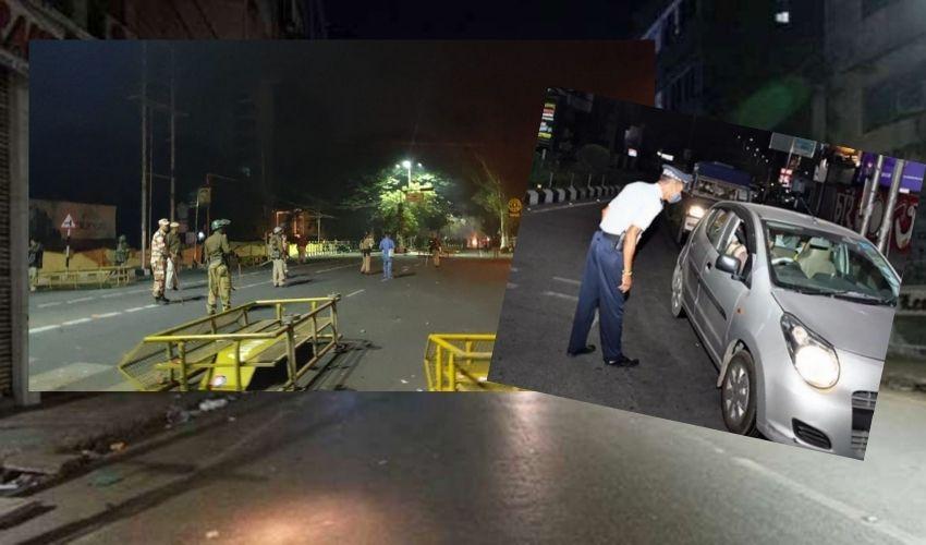 Night Curfew : కరోనా కేసులు పెరగటంతో నైట్ కర్ఫ్యూ విధించిన ప్రభుత్వం