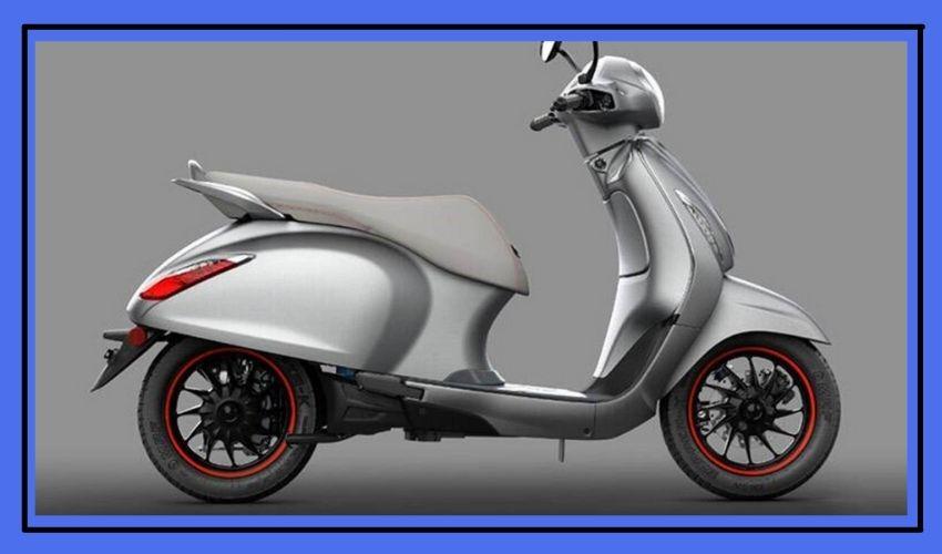 Bajaj Scooter Hyd