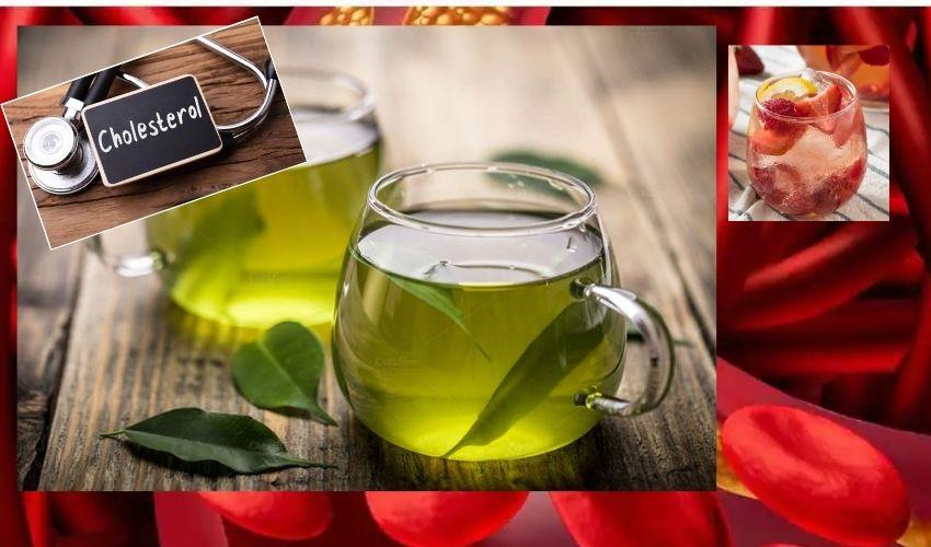 Best Drinks : శరీరంలో కొవ్వును తగ్గించే పది పానీయాలు..