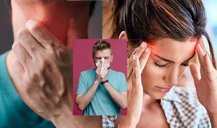 COVID Symptoms : వ్యాక్సిన్ తీసుకున్న తర్వాత కనిపించే కామన్ కొవిడ్ లక్షణాలు