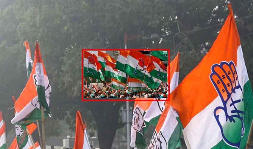 Congress : కాంగ్రెస్కు బిగ్ షాక్.. 222 మంది నేతలు జంప్