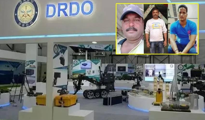 DRDO : రహస్య సమాచారాన్ని పాక్ ఏజెంట్లకు చేరవేసిన డీఆర్డీఓ ఉద్యోగులు