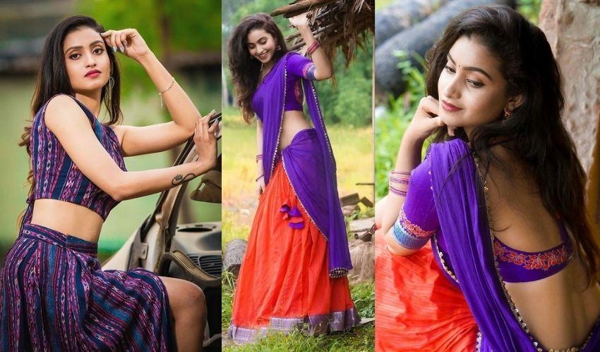 Deepika Pilli: అందాలతో లొల్లి జేస్తున్న దీపికా పిల్లి!
