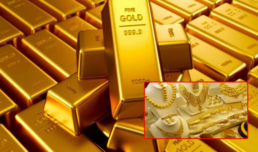 Gold Price : స్వల్పంగా పెరిగిన బంగారం ధర