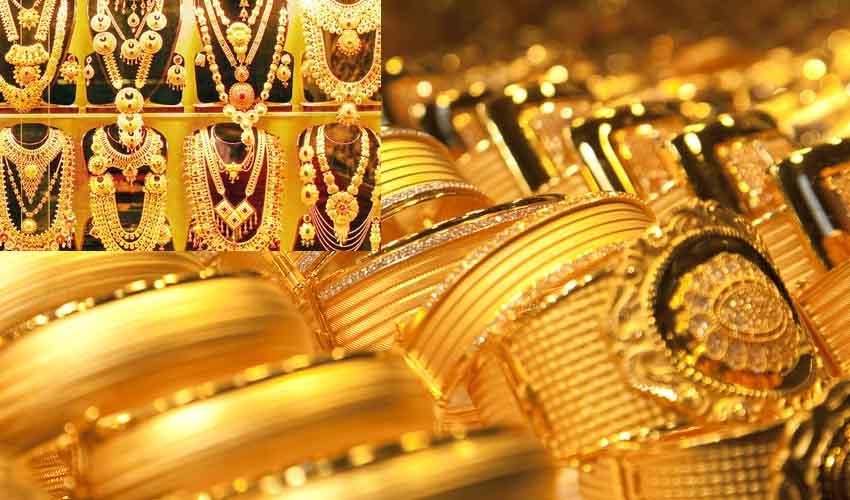 Gold Price Today : బంగారం ప్రియులకు షాక్.. పెరిగిన ధరలు