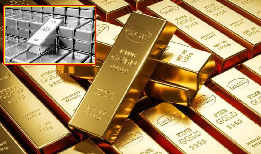Gold Rate : మరోసారి తగ్గిన బంగారం ధరలు