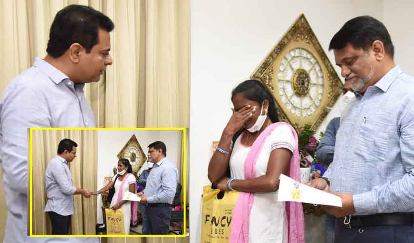 https://10tv.in/telangana/minister-ktr-helps-well-educated-sanitary-worker-278655.html