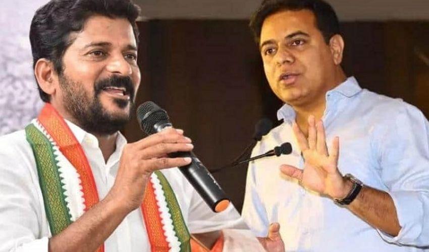 Revanth Reddy: కేటీఆర్పై ఆరోపణలు చేయొద్దు.. రేవంత్ రెడ్డిని ఆదేశించిన కోర్టు