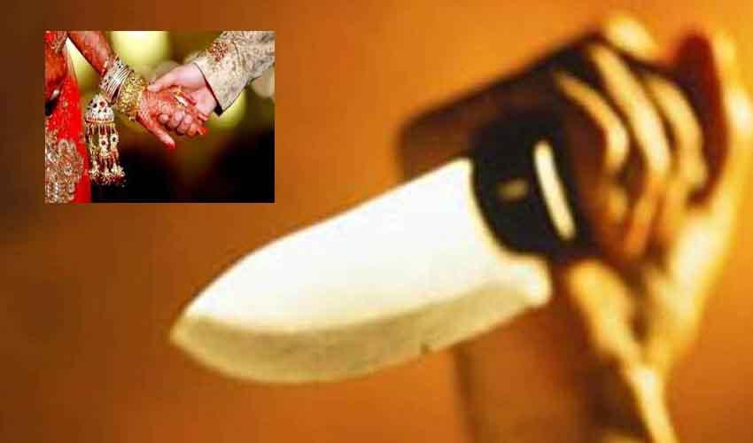 Kurnool : దారుణం.. పెళ్లి చేసుకుందని కూతురిపై కత్తితో తండ్రి దాడి