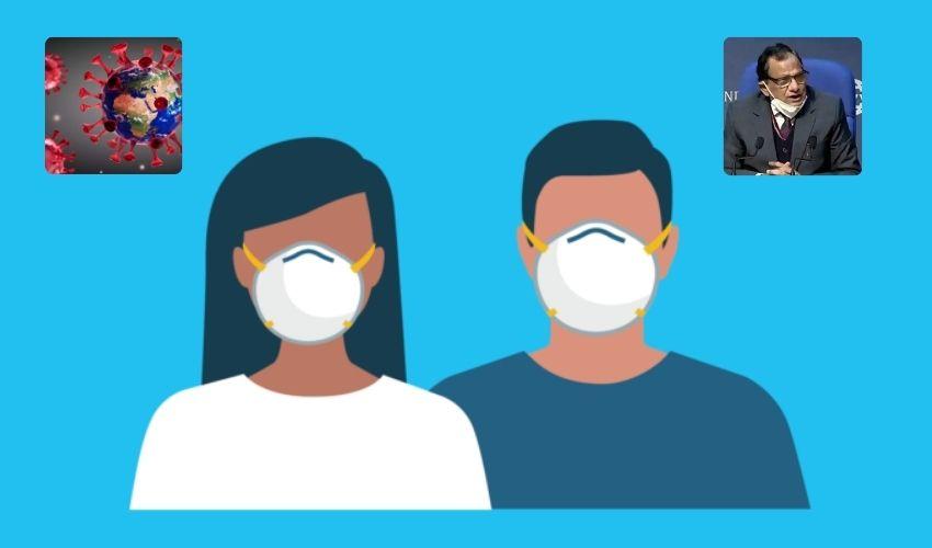 Masks : అప్పటివరకు మాస్కులు ధరించాల్సిందే