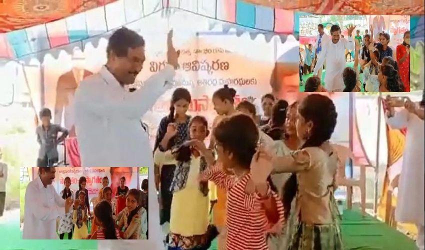 MLA Rajaiah: బుల్లెట్ బండి పాటకు టీఆర్ఎస్ ఎమ్మెల్యే అద్దిరిపోయే స్టెప్పులు!