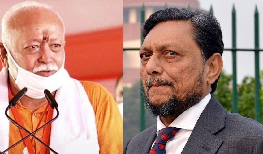 SA Bobde : RSS చీఫ్ తో మాజీ సీజేఐ రహస్య భేటీ!