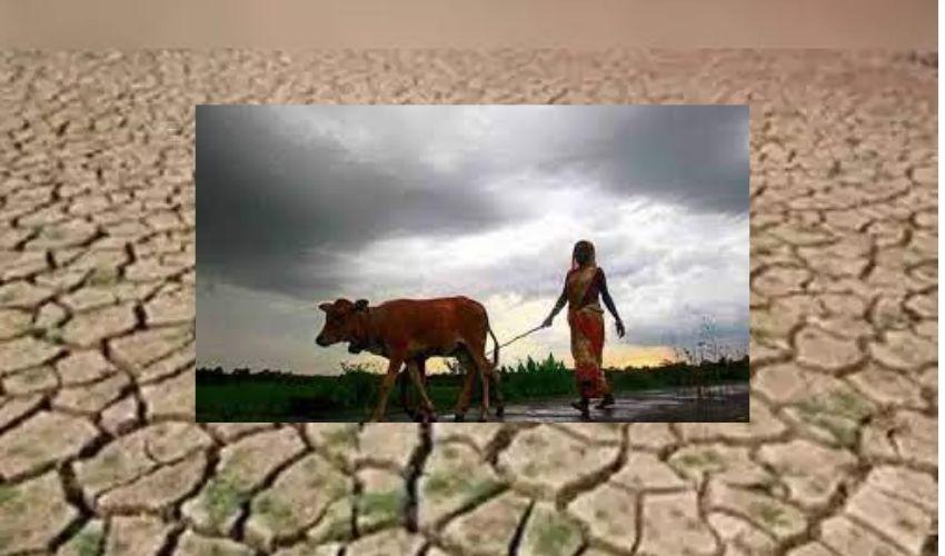Madhya Pradesh : వర్షాలు కురవాలని నగ్నంగా బాలికల ఊరేగింపు