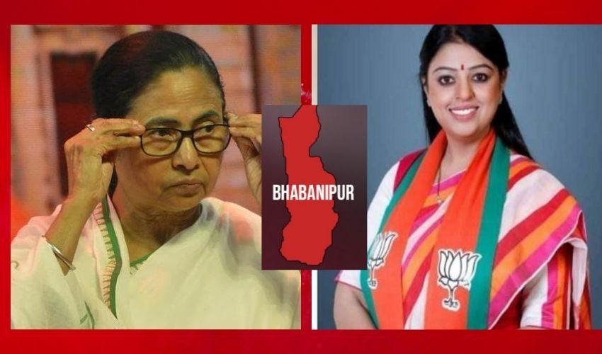 Bhabanipur bypoll : బీజేపీ vs టీఎంసీ, మమత గెలుస్తారా ?