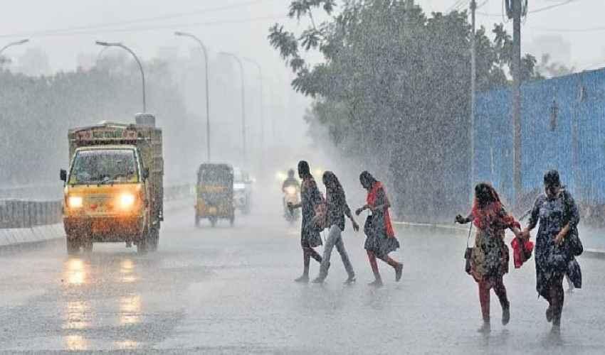 Rain Alert : తెలంగాణకు భారీవర్షసూచన