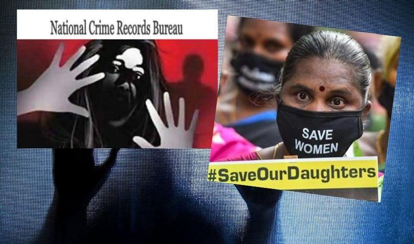 Rape Cases : అత్యాచార కేసుల్లో రాజస్థాన్ టాప్..రెండో స్థానంలో యూపీ : NCRB