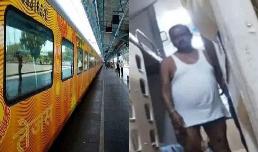 MLA Spotted In Undergarments : రైలు బోగీలో అర్ధనగ్నంగా తిరిగిన ఎమ్మెల్యే