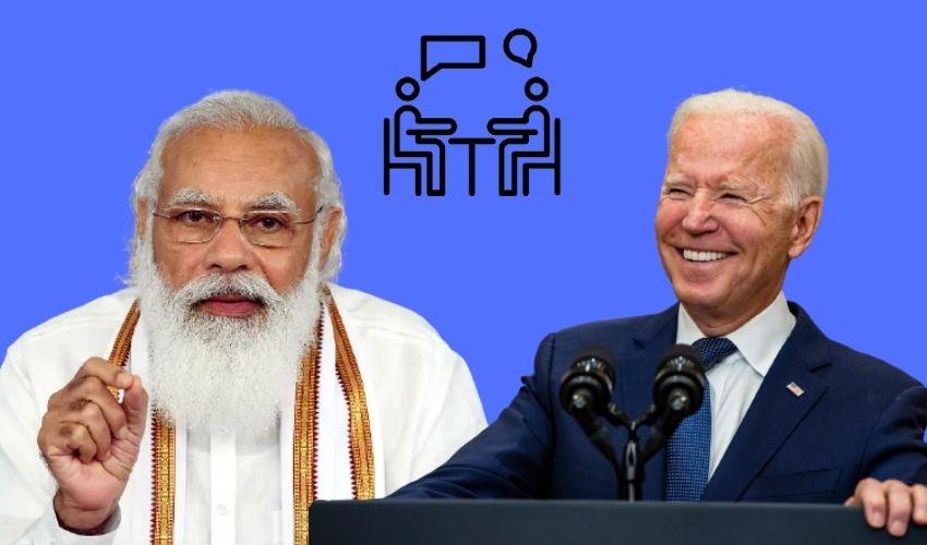 PM Modi: అమెరికా వెళ్లి జోబైడెన్ ను కలవనున్న పీఎం మోదీ