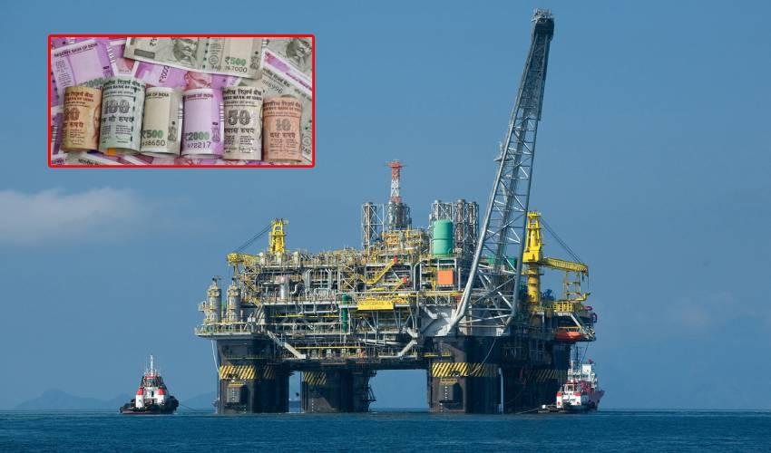 Petroleum : పెట్రోపై దేశ ఖజానాకు రూ.లక్ష కోట్లు