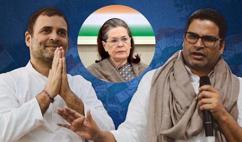 Prashant Kishor: కాంగ్రెస్లోకి పీకే ఎంట్రీ ఎప్పుడు?.. పార్టీలో అసలేం జరుగుతోంది?