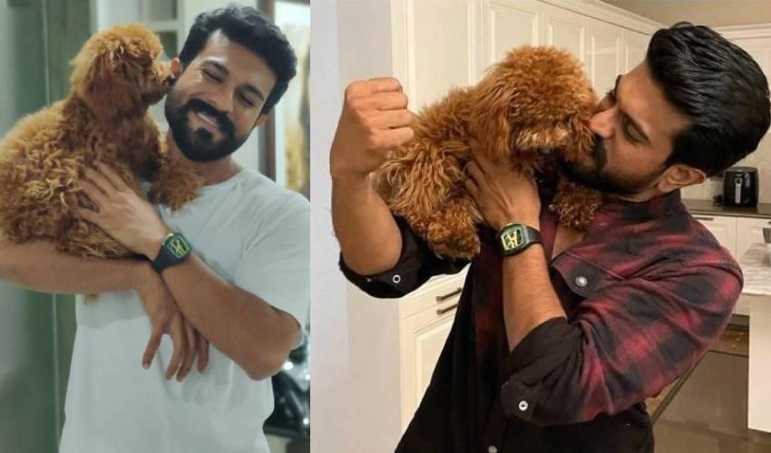 Ram Charan Pets : రామ్ చరణ్కి పెట్స్ అంటే ఎంత ప్రేమో..