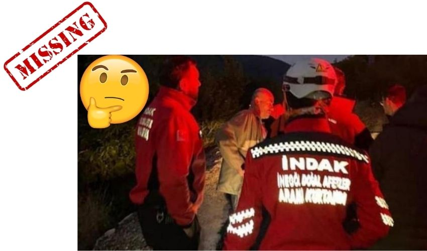 Turkish Man: పోలీసులతో కలిసి తనను తానే వెతుక్కున్న వ్యక్తి