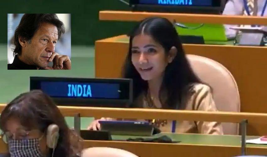 Sneha Dubey : ఎవరీ స్నేహ దుబే..UN వేదికపై పాకిస్థాన్ తీరును చీల్చి చెండాడి..ప్రధాని ఇమ్రాన్ ను ఏకి పారేసిన ధీర..!!