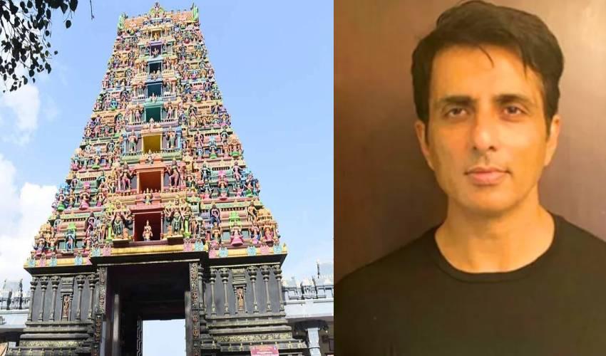Sonu Sood : బెజవాడ దుర్గమ్మను దర్శించుకోనున్న సోనూ సూద్..
