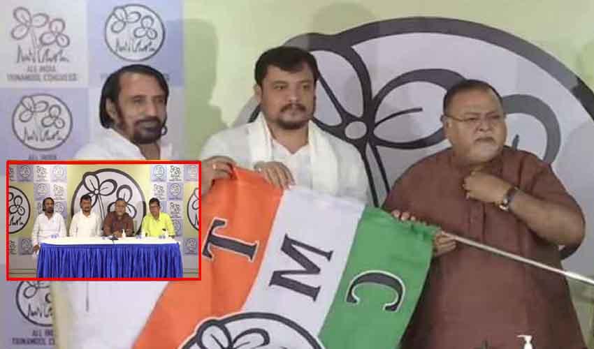 Soumen Roy : ఉపఎన్నికల వేళ బీజేపీకి మరో షాక్