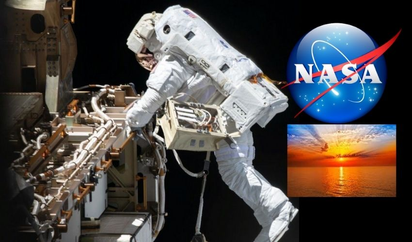 NASA: ప్రతీ 45 నిమిషాలకు సూర్యోదయం.. సూర్యాస్తమయాలు మారుతుంటాయక్కడ