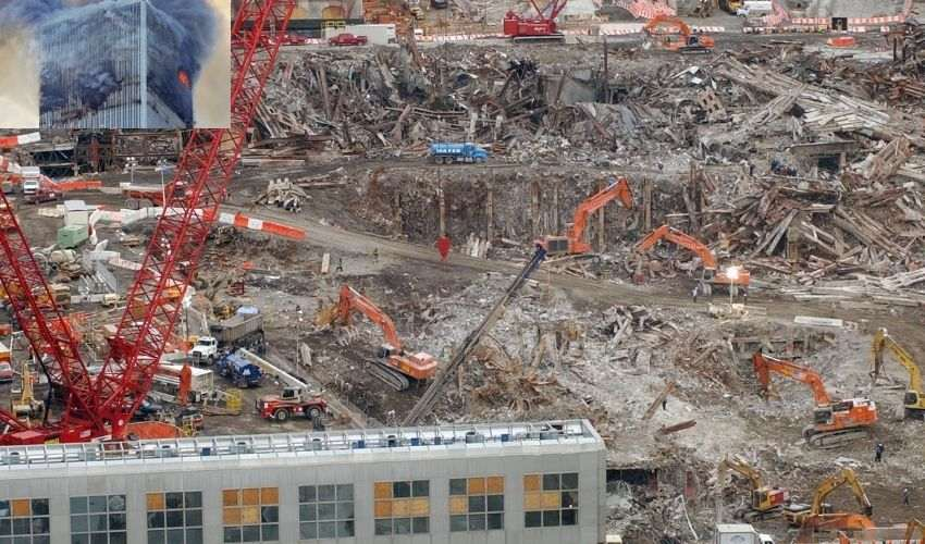 9/11 Terror Attack : 9/11ఘటనకి 20ఏళ్ళు అవుతున్నా..ఇంకా కొనసాగుతున్న అవశేషాల గుర్తింపు