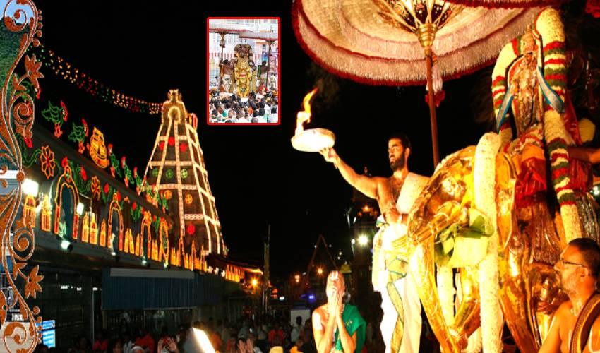 TTD : సాలకట్ల బ్రహ్మోత్సవాల తేదీలను ప్రకటించిన టీటీడీ