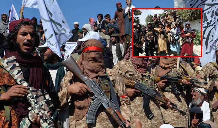 Taliban : నరికిన తలతో సంబరాలు.. తాలిబన్ల మరో ఆటవిక చర్య