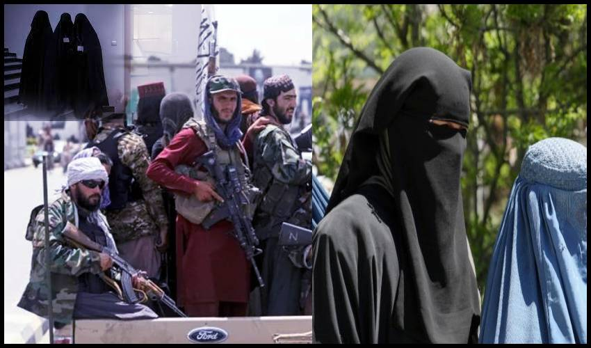 Taliban : మహిళలు పీజీ, పీహెచ్డీ చదవొచ్చు.. బుర్ఖాలు మస్ట్.. కానీ!