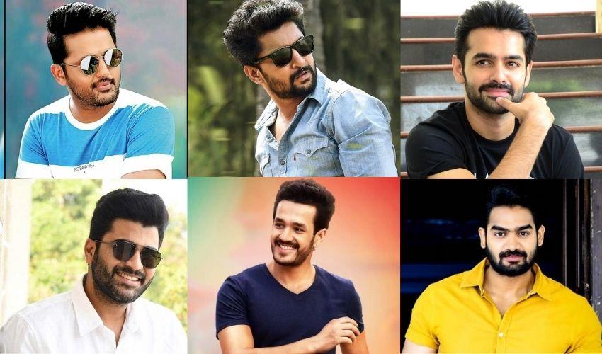Telugu Young Heros: యాక్షన్ మీద మోజు పడుతున్న రొమాంటిక్ హీరోలు