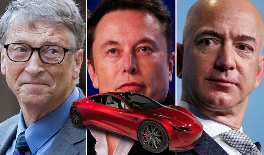 Bill Gates – Jeff Bezos:మూడేళ్లుగా ఆ కంపెనీలో బిల్ గేట్స్.. జెఫ్ బెజోస్ పెట్టుబడులు