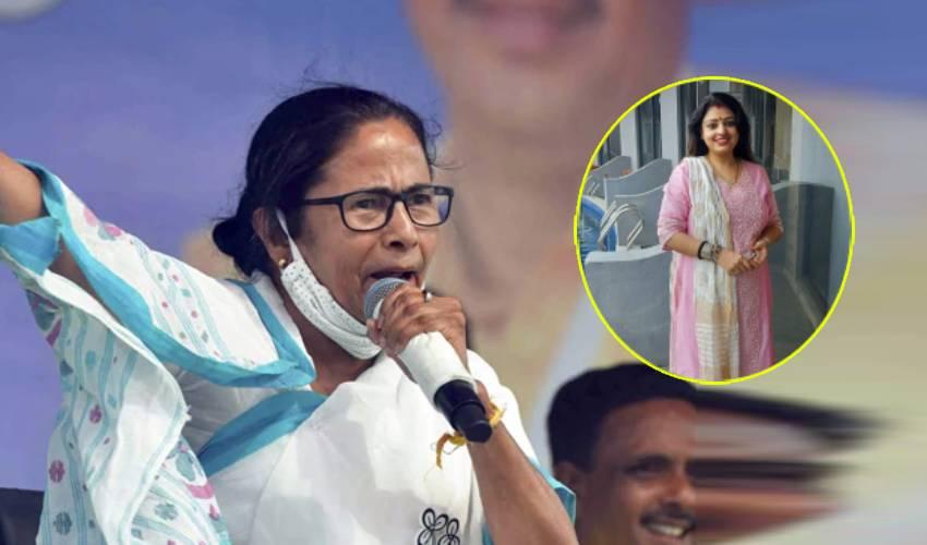 West Bengal : మమతా బెనర్జీపై పోటీకి ప్రియాంక..!
