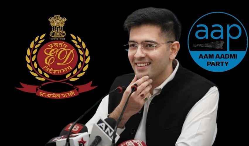 AAP on Modi Govt: 'మోదీ ప్రభుత్వ ఫేవరేట్ ఏజెన్సీ నుంచి లవ్ లెటర్ వచ్చింది'