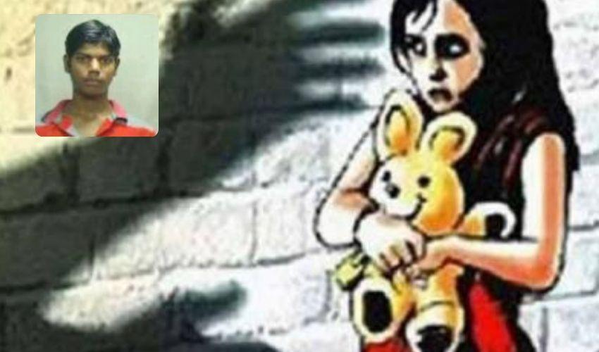 Child Murder : సింగరేణి కాలనీ చిన్నారి మర్డర్ కేసు నిందితుడు అరెస్ట్