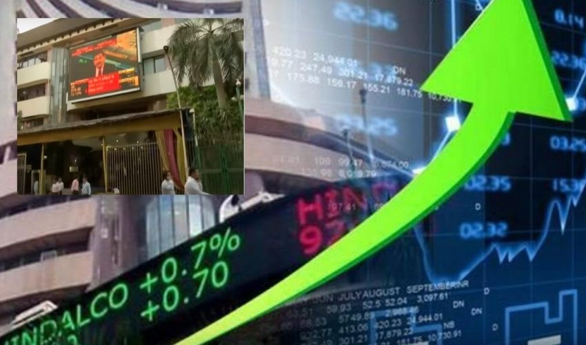 Stock Market : సెన్సెక్స్ కొత్త రికార్డు.. రూ.3 లక్షల కోట్లు పెరిగిన BSE కంపెనీల విలువ