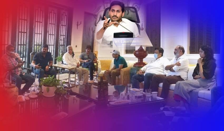 CM Jagan: సీఎం జగన్ను కలిసేందుకు టాలీవుడ్ పెద్దలకు అపాయింట్మెంట్ కన్ఫమ్!!