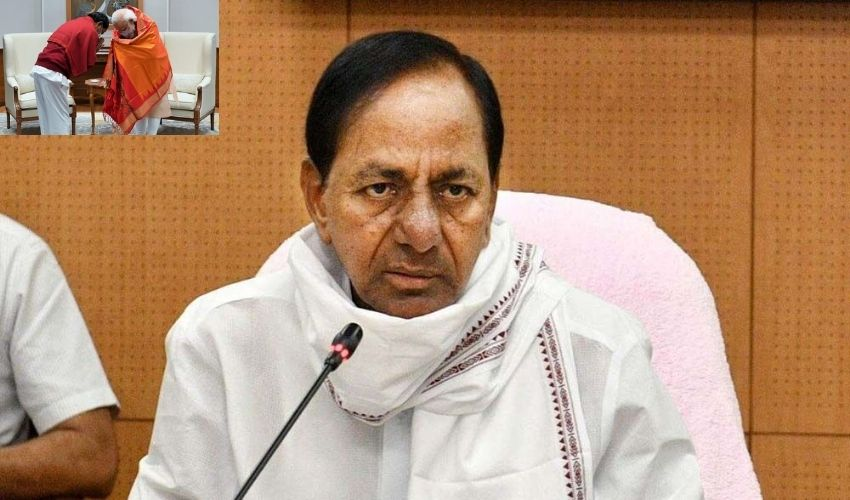CM KCR : నాలుగో రోజు ఢిల్లీ పర్యటనలో సీఎం కేసీఆర్