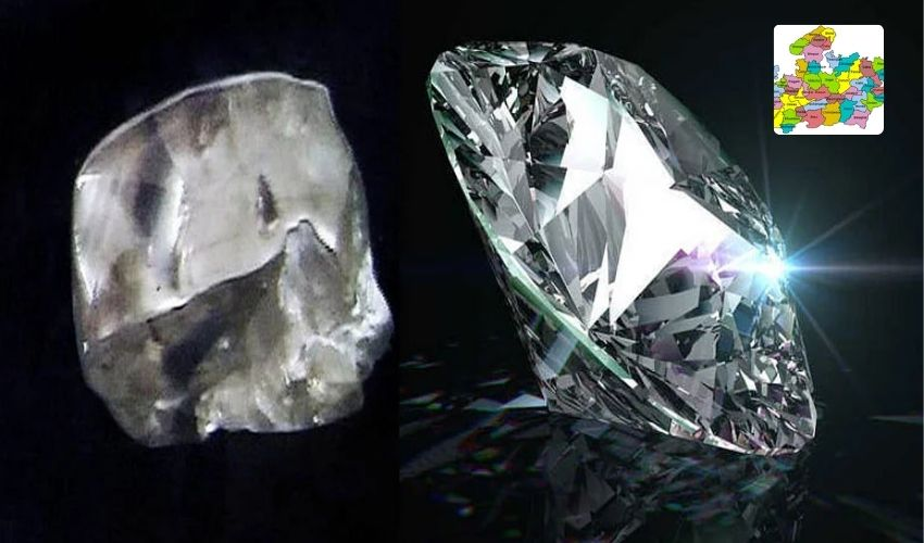 Diamond : 15 ఏళ్ల అన్వేషణ.. 8.22 క్యారెట్ల వజ్రం లభ్యం