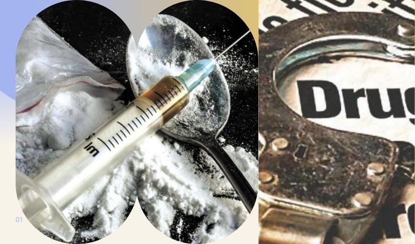 Drugs Mafia : హైదరాబాద్తో డ్రగ్స్ మాఫియాకు లింక్ ? షాకింగ్ న్యూస్