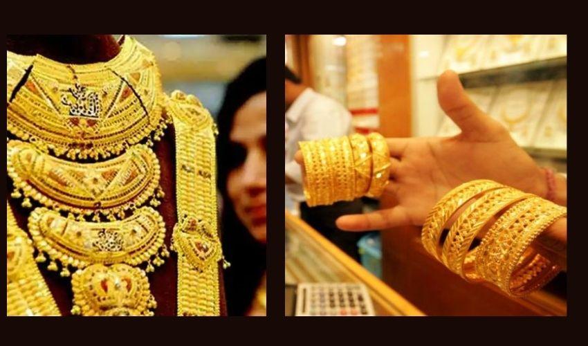 Gold : బంగారం కొనాలని అనుకుంటున్నారా ? అయితే..ఇంకెందుకు ఆలస్యం