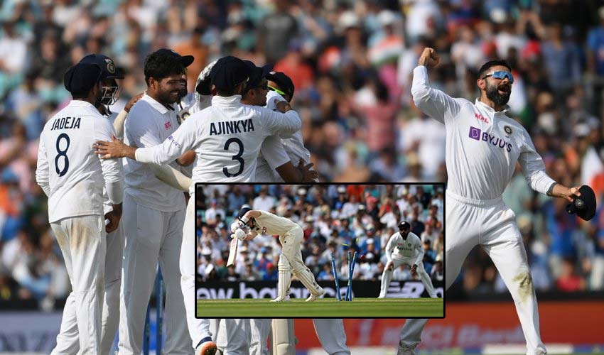 India vs England : చరిత్ర సృష్టించారు, భారత్ ఘన విజయం
