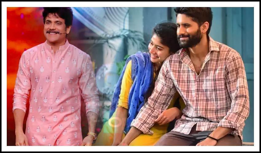 Bigg Boss 5 Telugu : 'లవ్ స్టోరీ' కోసం చైతు – సాయి పల్లవి..